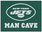 Fan Mats NFL New York Jets Man Cave All-Star Mat