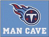 Fan Mats NFL Tennessee Titan Man Cave All-Star Mat
