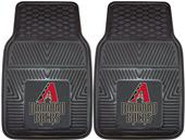 Fan Mats Arizona Diamondbacks Vinyl Car Mats (set)