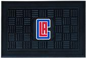 Fan Mats NBA LA Clippers Medallion Door Mat