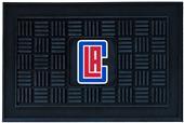 Fan Mats NBA LA Clippers Medallion Door Mat