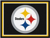 Fan Mats NFL Pittsburgh Steelers 8x10 Rug