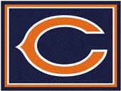 Fan Mats NFL Chicago Bears 8x10 Rug