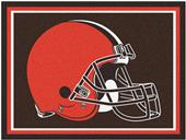 Fan Mats NFL Cleveland Browns 8x10 Rug