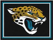 Fan Mats NFL Jacksonville Jaguars 8x10 Rug