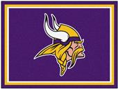 Fan Mats NFL Minnesota Vikings 8x10 Rug