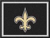 Fan Mats NFL New Orleans Saints 8x10 Rug