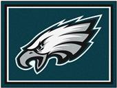 Fan Mats NFL Philadelphia Eagles 8x10 Rug