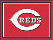 Fan Mats MLB Cincinnati Reds 8x10 Rug