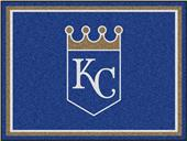 Fan Mats MLB Kansas City Royals 8x10 Rug