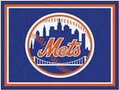 Fan Mats MLB New York Mets 8x10 Rug