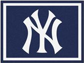 Fan Mats MLB New York Yankees 8x10 Rug