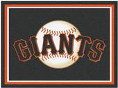 Fan Mats MLB San Francisco Giants 8x10 Rug