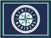 Fan Mats MLB Seattle Mariners 8x10 Rug