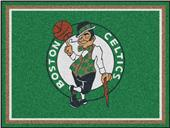 Fan Mats NBA Boston Celtics 8x10 Rug