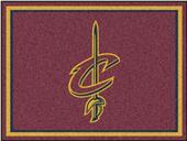 Fan Mats NBA Cleveland Cavaliers 8x10 Rug
