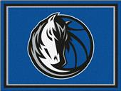 Fan Mats NBA Dallas Mavericks 8x10 Rug
