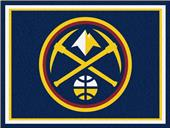 Fan Mats NBA Denver Nuggets 8x10 Rug