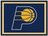 Fan Mats NBA Indiana Pacers 8x10 Rug