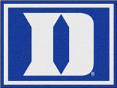 Fan Mats NCAA Duke University 8x10 Rug