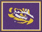 Fan Mats NCAA Louisiana State University 8x10 Rug