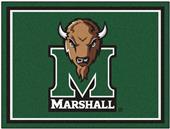 Fan Mats NCAA Marshall University 8x10 Rug