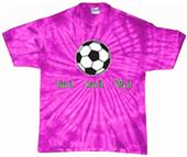 Tandem Sport Soccer Live It Tie Dye TShirts - C/O