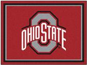 Fan Mats NCAA Ohio State University 8x10 Rug