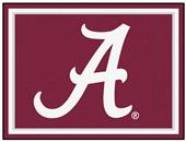Fan Mats NCAA University of Alabama 8x10 Rug