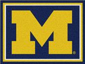 Fan Mats NCAA University of Michigan 8x10 Rug
