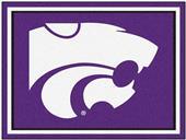 Fan Mats NCAA Kansas State University 8x10 Rug