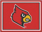 Fan Mats NCAA University of Louisville 8x10 Rug