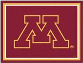 Fan Mats NCAA University of Minnesota 8x10 Rug