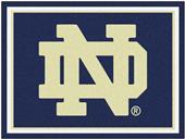 Fan Mats NCAA Notre Dame 8x10 Rug