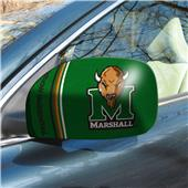 Fan Mats Marshall University Small Mirror Cover