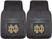 Fan Mats Notre Dame Vinyl Car Mats (set)