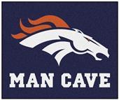 Fan Mats NFL Denver Broncos Man Cave Tailgater Mat