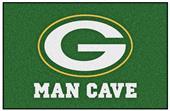Fan Mats Green Bay Packers Man Cave Starter Mat