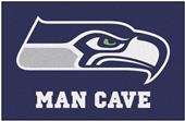 Fan Mats Seattle Seahawks Man Cave Starter Mat
