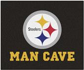 Fan Mats Pittsburgh Man Cave Tailgater Mat