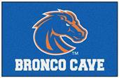 Fan Mats Boise State Univ. Man Cave Starter Mat