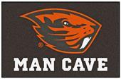 Fan Mats Oregon State Univ. Man Cave Starter Mat