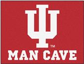 Fan Mats Indiana University Man Cave All-Star Mat