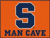 Fan Mats Syracuse University Man Cave All-Star Mat