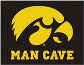Fan Mats University of Iowa Man Cave All-Star Mat