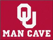 Fan Mats Univ. of Oklahoma Man Cave All-Star Mat