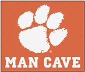 Fan Mats Clemson University Man Cave Tailgater Mat