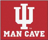Fan Mats Indiana University Man Cave Tailgater Mat