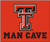 Fan Mats Texas Tech Univ. Man Cave Tailgater Mat