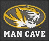 Fan Mats Univ. of Missouri Man Cave Tailgater Mat
